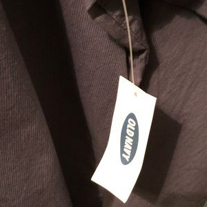 NWT Old Navy Long Sleeve Button Up Men's Shirt
